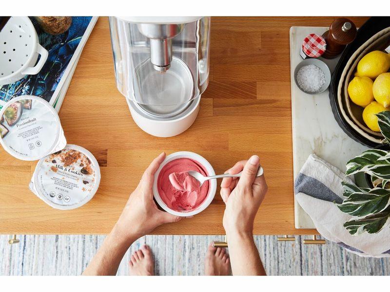 Frozen Yogurt Lovers Rejoice A Keurig Esque Soft Serve