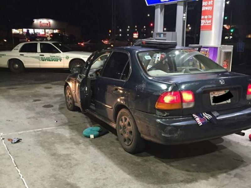 Sonoma County Deputies Nab In Stolen Car Sonoma Valley CA Patch - Stolen car