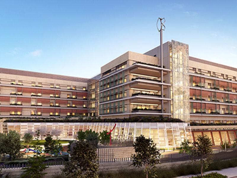 Stanford Children's Hospital Opening Expanded Campus In ...