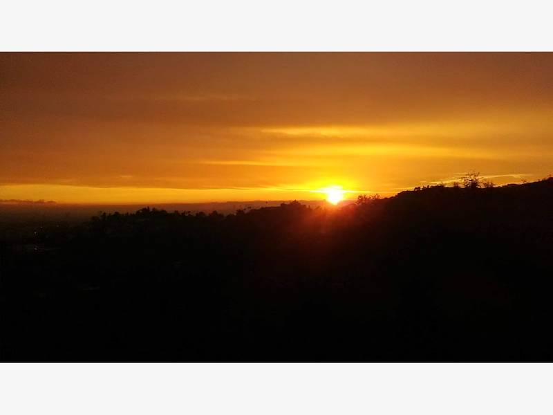 Griffith Park at Sunset: Patch Photo of the Week