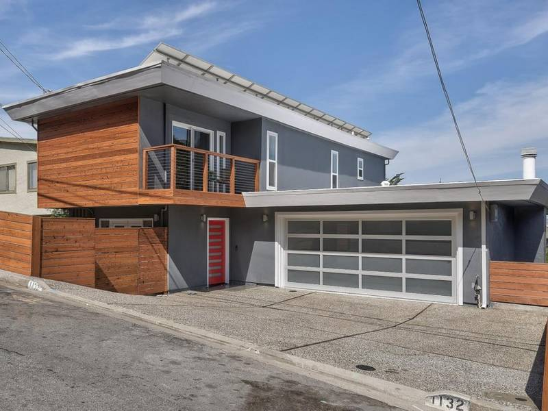 WOW! House: Beautiful City & Ocean Views in Millbrae for $3.5M