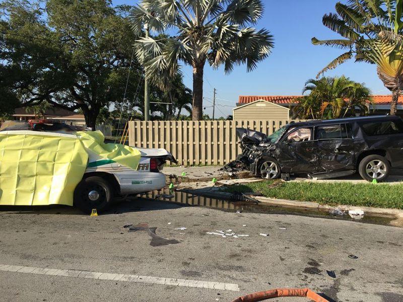 Car Accident Sarasota August