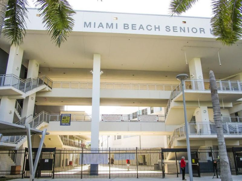 Miami Beach Senior High Teachers