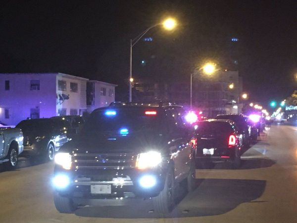 Miami officers wounded in 'ambush-style' shooting, police say