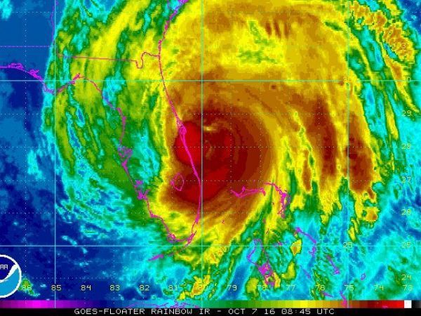 Matthew, Otto being retired as Atlantic tropical storm names