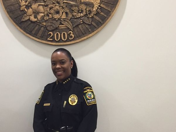 Miami gardens welcomes first female police chief aventura fl patch for Miami gardens police department