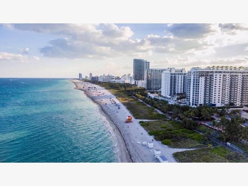 Fontainebleau Hotel Miami Hurricane Irma
