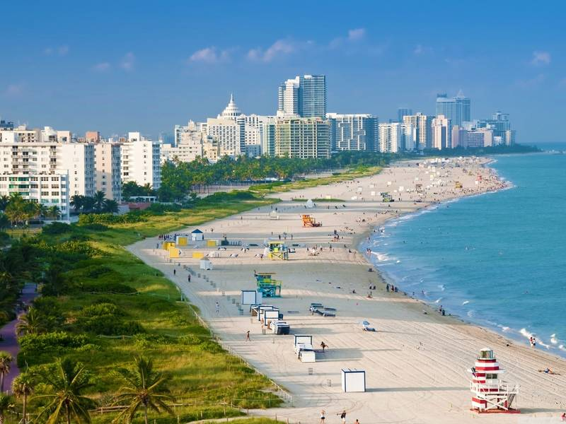 Miami Beach Hotels Already Back To Business