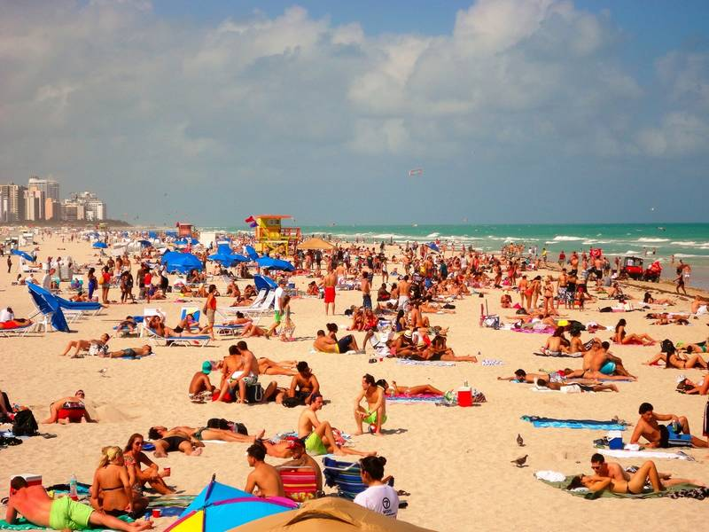 Miami Beach Makes List Of Perfect Thanksgiving Getaways Fl Patch