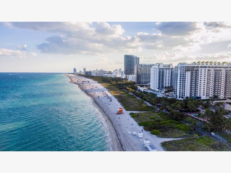 Soggy Thanksgiving Weather Predicted For Miami Beach Fl Patch