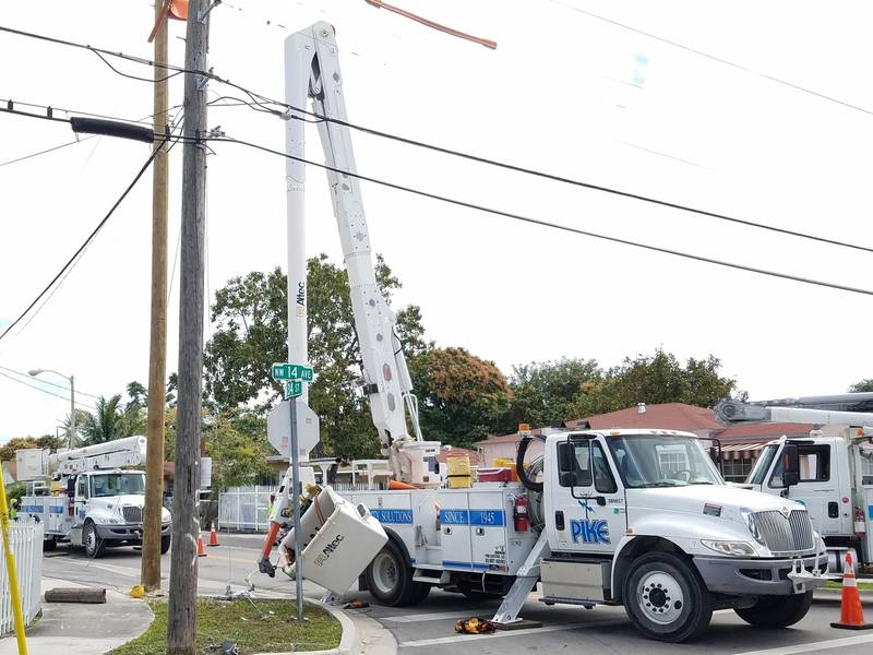 Pike Electric Worker Survives Being Jolted With