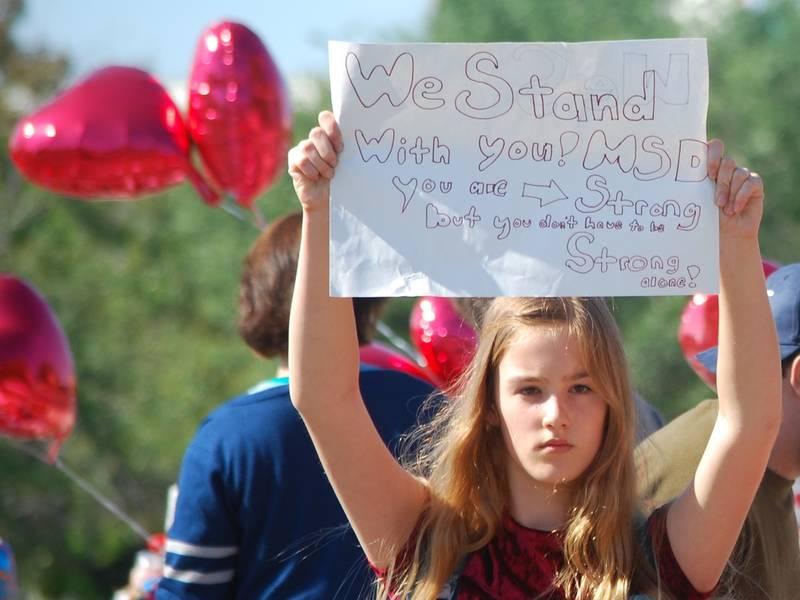 Florida School Shooting Survivors Thank You America