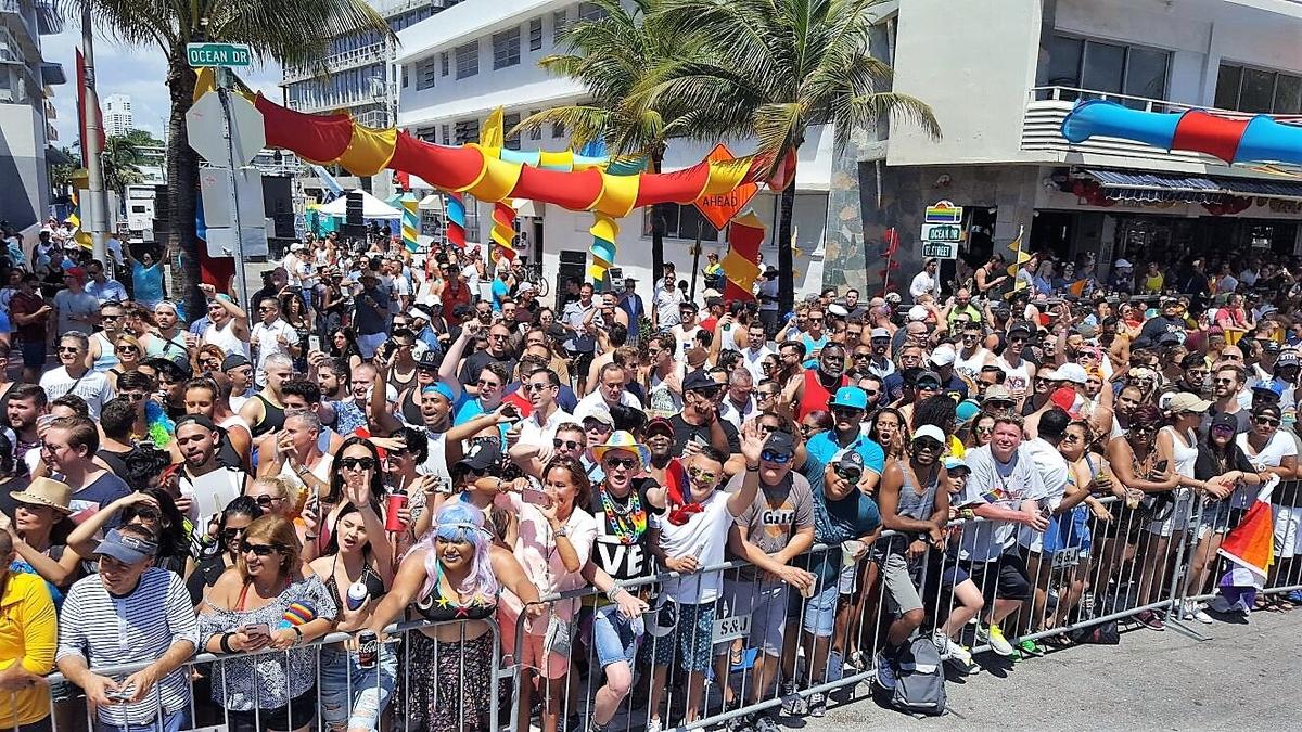from Harold gay parade florida