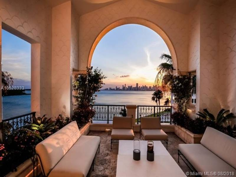 European Style Luxury On Fisher Island Miami Beach Fl Patch