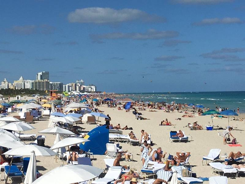 Swimming Advisory Lifted In Miami Beach