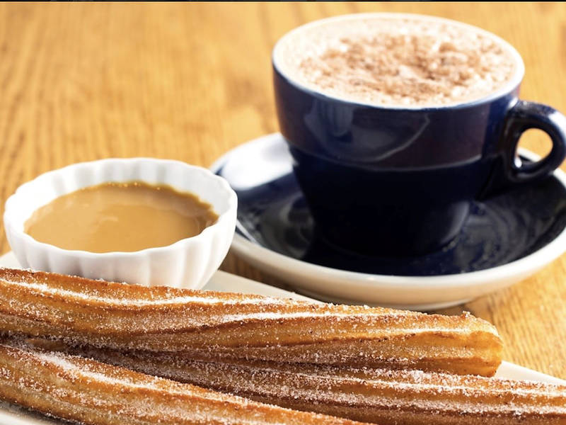 Cuban American Favorites With A Twist Hot Chocolate