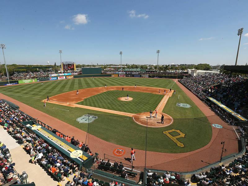 Pirates Spring Training 2019 Tickets; Last Day For Early Birds