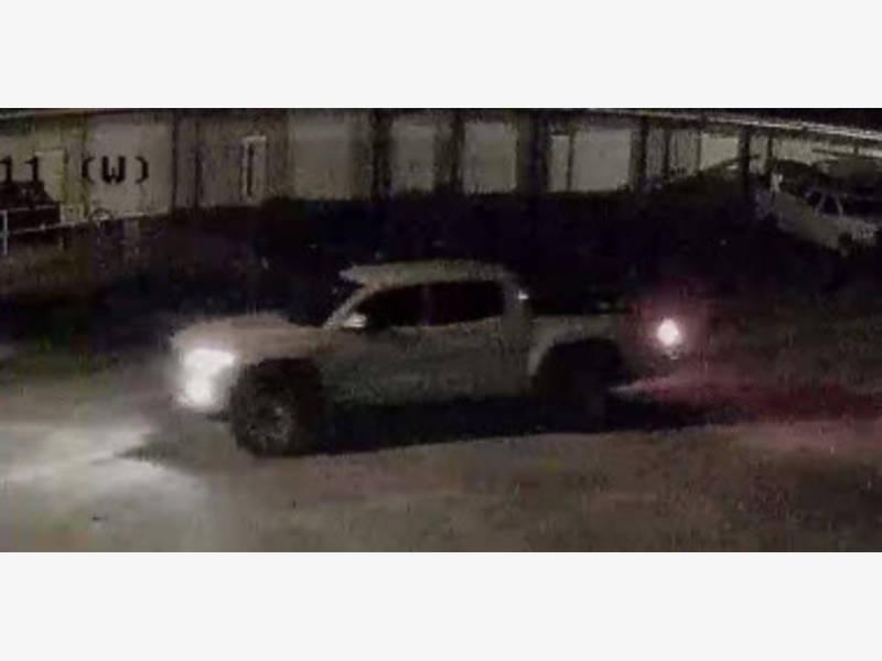 Vehicle Of Interest Sought In Lakeland Murder