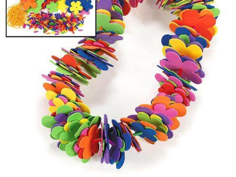 themes firstpalette craft wearables colorful starry crafts starrynecklace necklace kids com