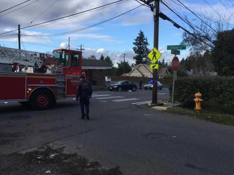 Monday Shooting in Rainier Beach Injures Bystander Suspects At