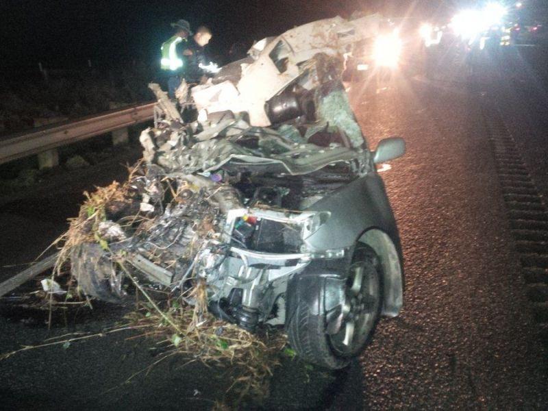 Photos Deadly Crash That Shut State Road 92 Near Lake