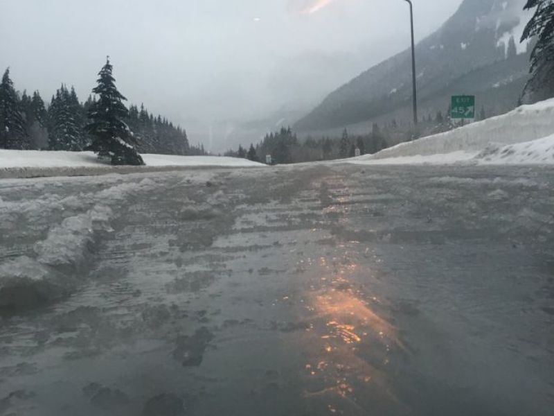 Winter Storm Watch For I 90 Over Snoqualmie Pass
