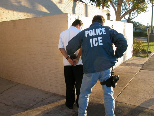 Immigration agents illegally detain Obama program 'dreamer,' lawsuit says