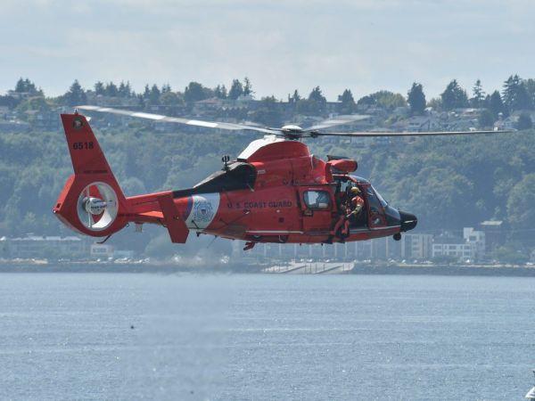 US Coast Guard on hunt for Alaska vessel