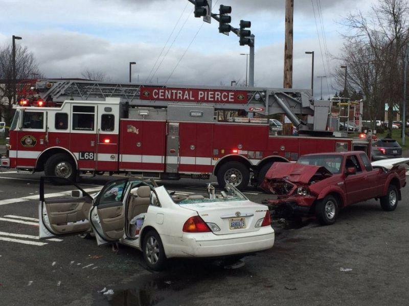 Bonney Lake Wa Car Accident