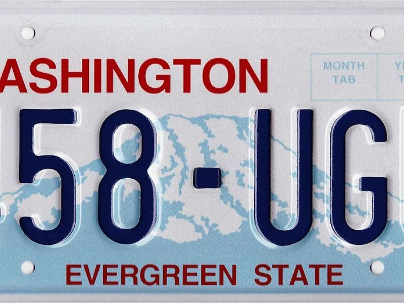 $1,500 Car Tab Renewal: Puget Sound Residents Shocked By Fees ...