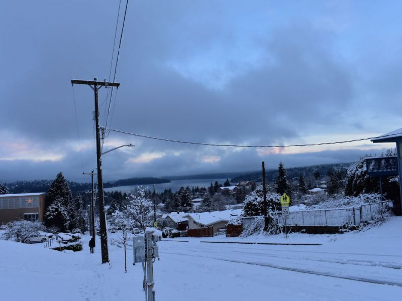 Snow Coming Check The Seattle Area Hour Forecast Seattle WA - Weather issaquah wa hourly