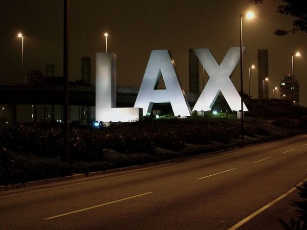 Afghan family detained in LA released but status unclear