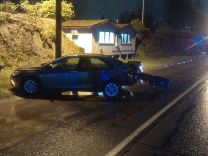 Car Crash Renton Wa