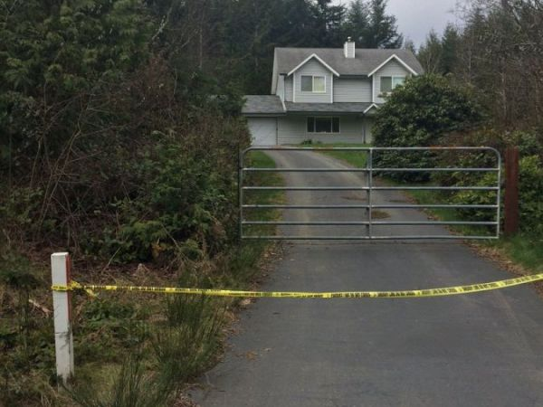 Man Shot Dead Showering on Stranger's Property