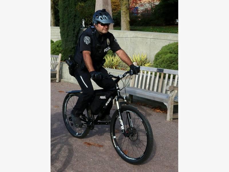 Cop thief