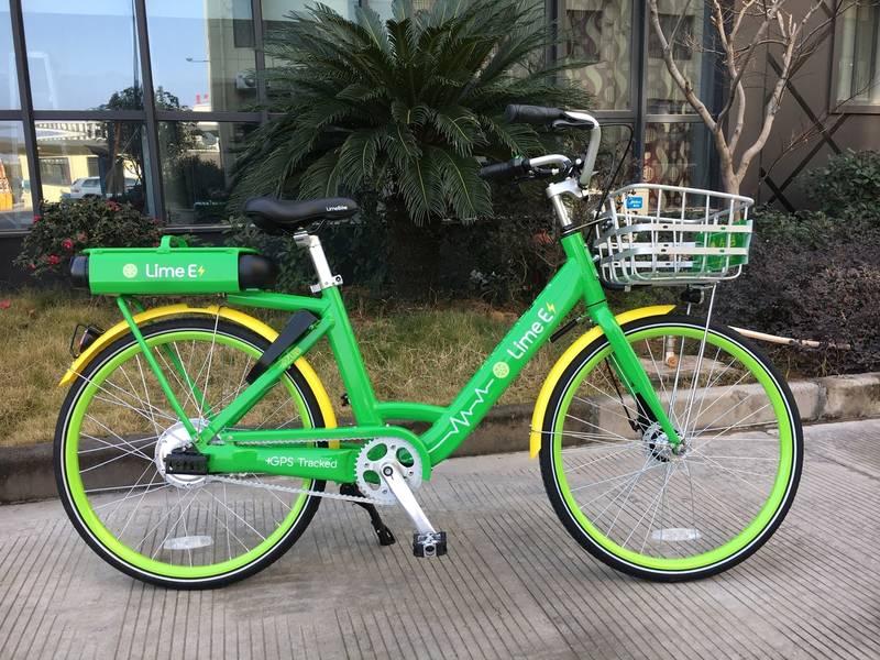 Limebike Introducing Electric Bikes In Seattle Seattle
