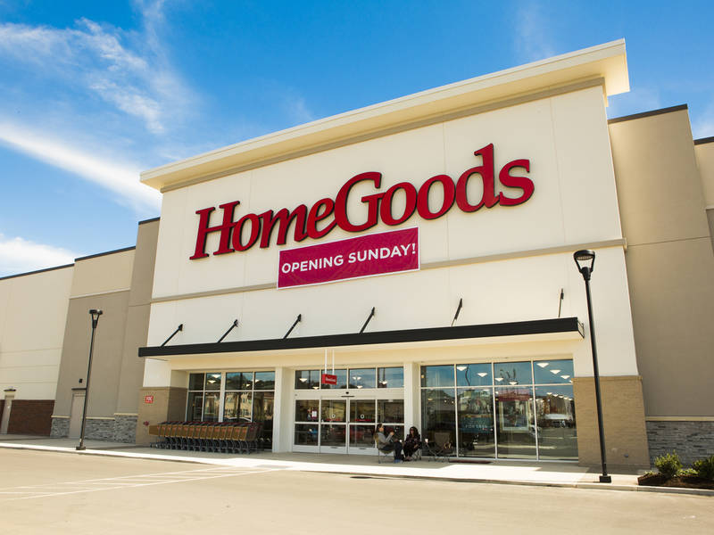 homegoods opening in university place next week