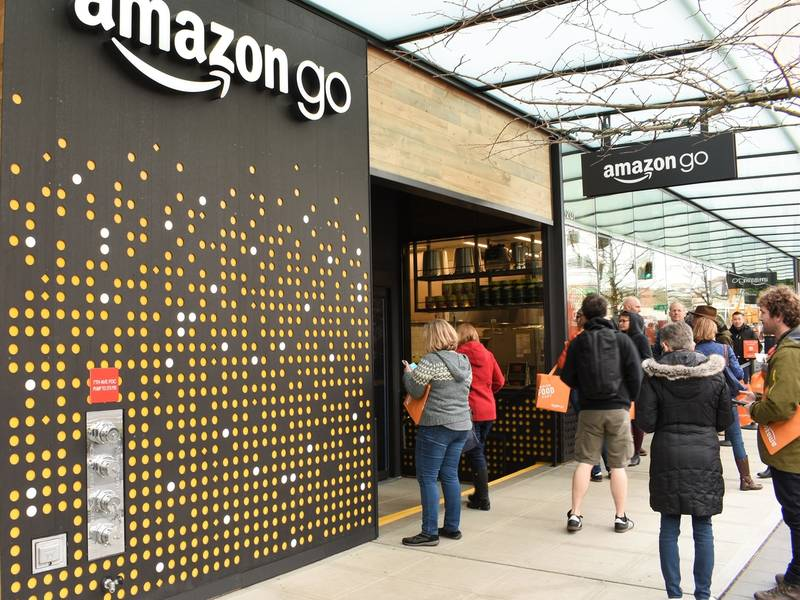 6 more amazon go stores to open report seattle wa patch for Amazon design shop