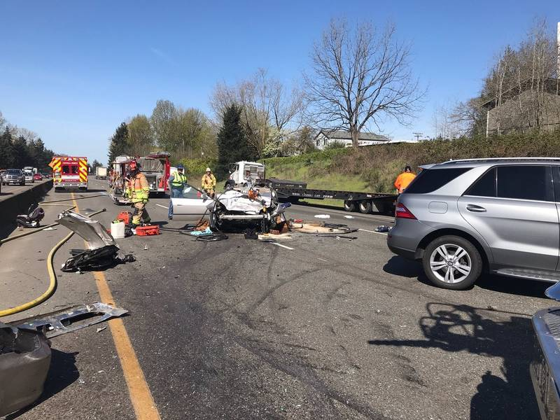 Lakewood Wa Car Crash