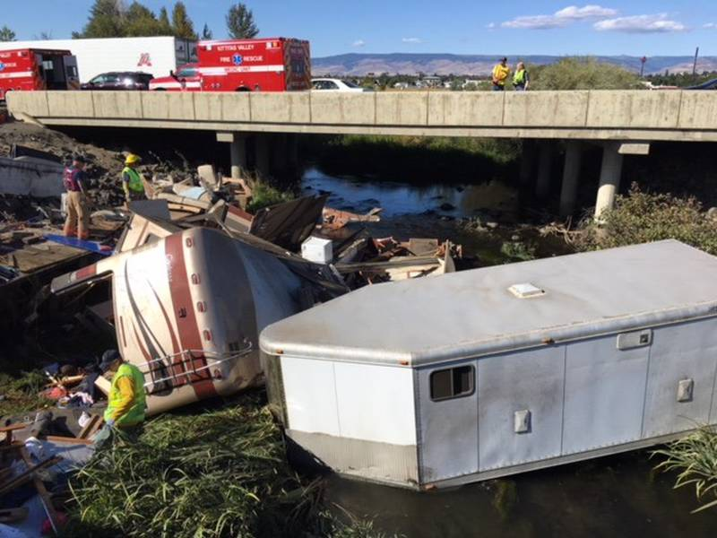 Victims In Deadly Rv Crash From Snohomish County Wsp