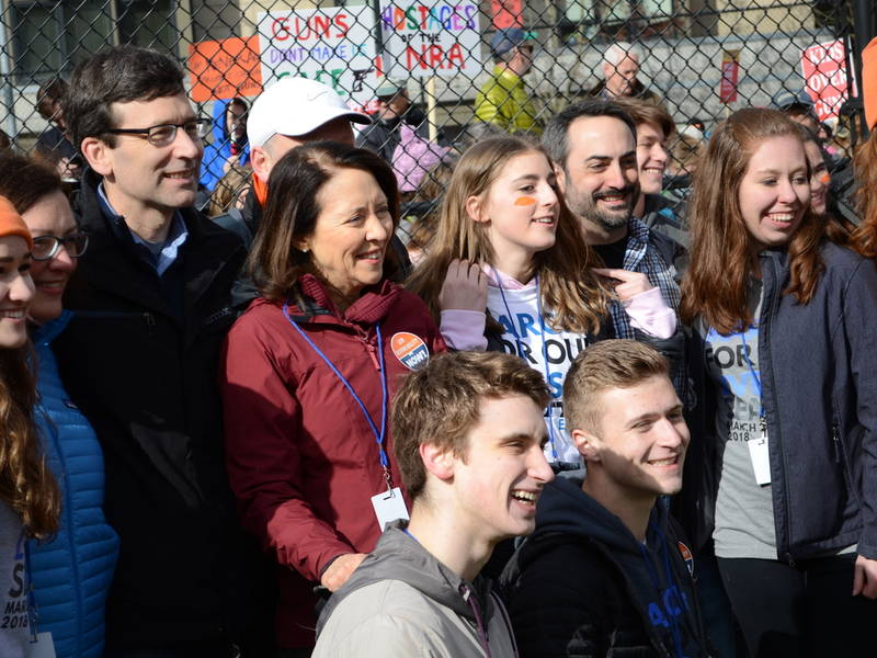Maria Cantwell Cruises To Victory Over Susan Hutchison