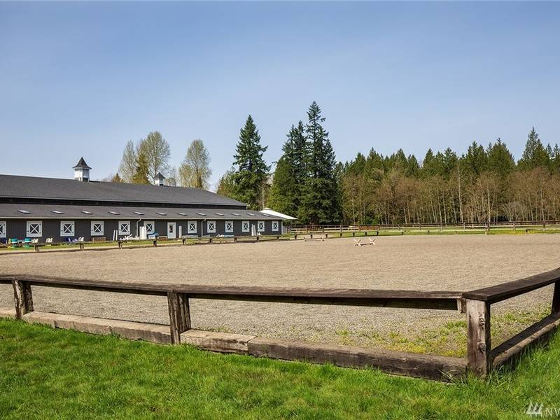 20-Acre Horse Farm For Sale In Redmond For $6 Million