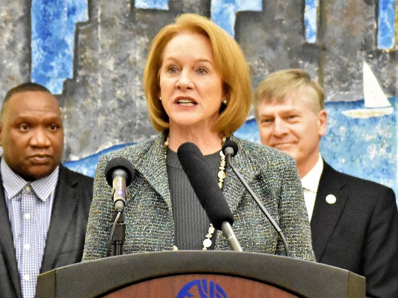 Seattle Mayor Durkan's Staff Silent On Private Email Use