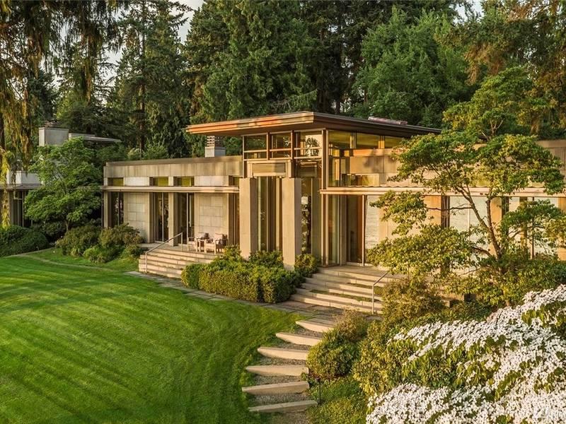 Hunts Point Home Designed By Famed Architect: $45 Million
