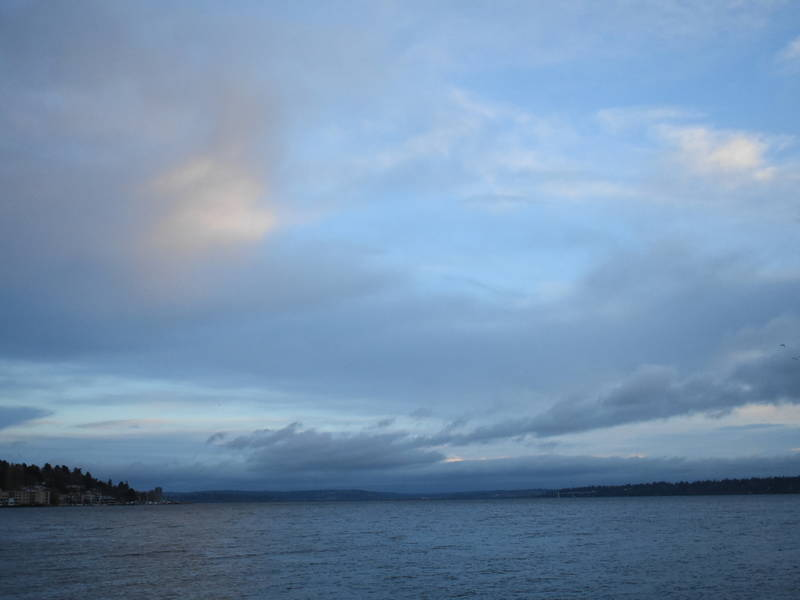 Prepare For 'Tidal Anomalies' In Puget Sound Wednesday