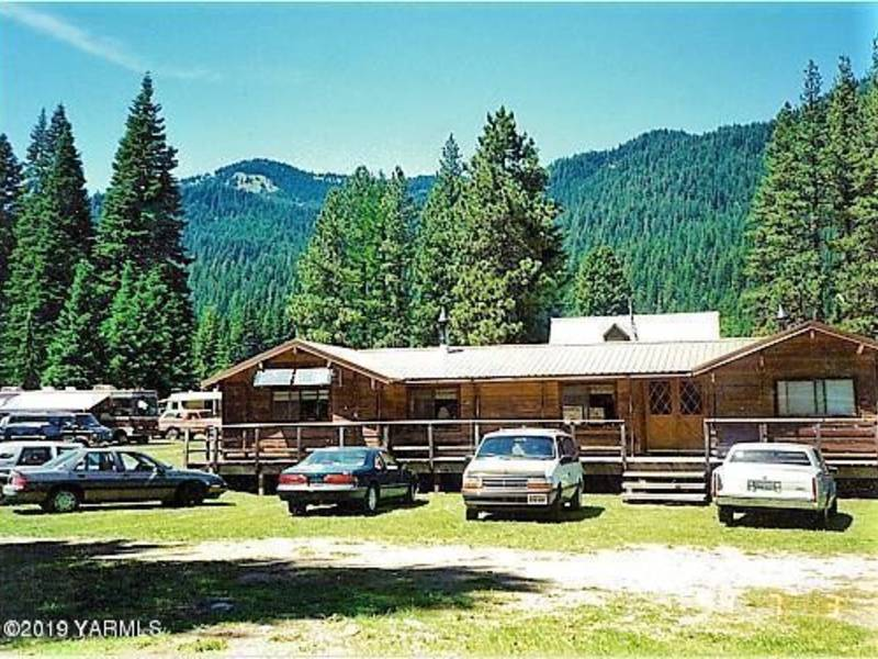 Thinking About Summer? Whole Campground For Sale Near Mt. Rainier