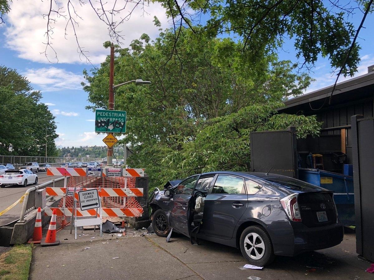 Woman, 73, Dies In Crash Near Canlis In Seattle | Seattle