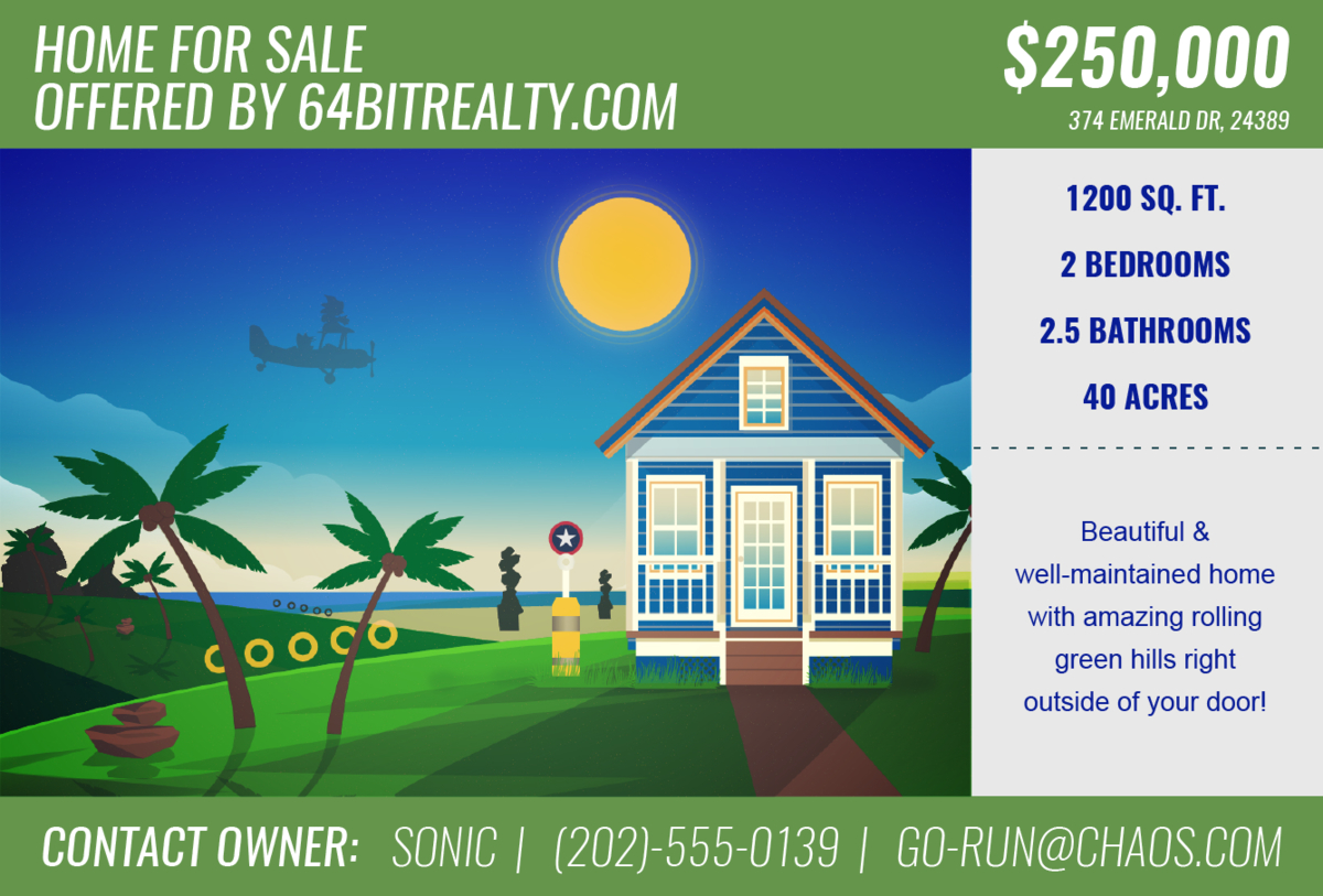 Would Sonic the Hedgehog Buy a Home in Seal Beach? | Los Alamitos ...