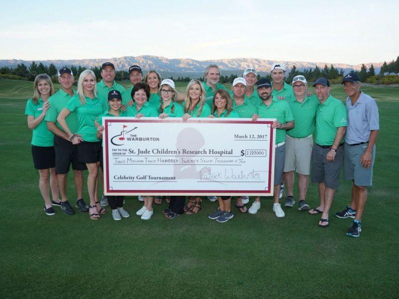 Destin St. Jude Celebrity Golf Tournament