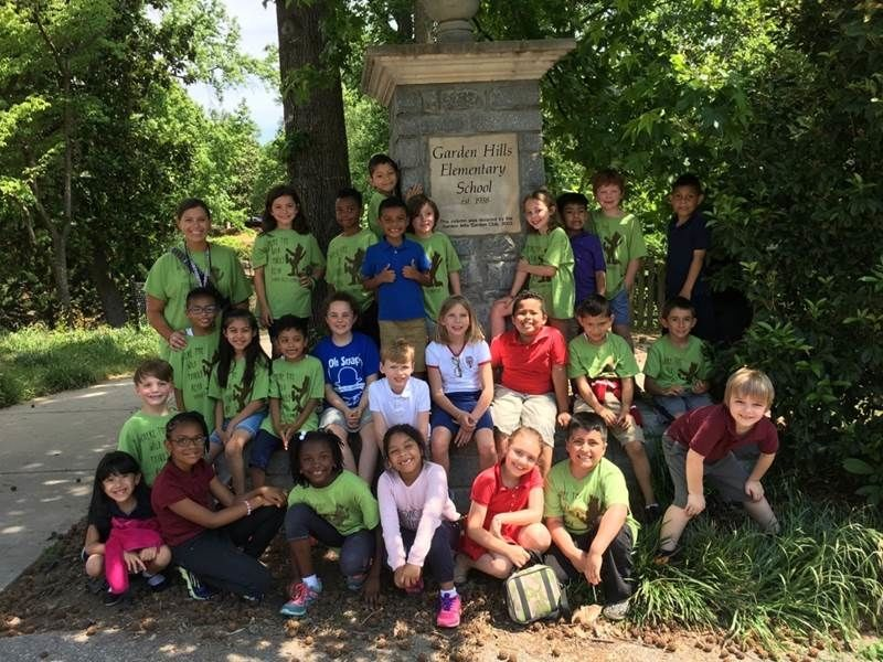 Garden Hills Elementary School Wins Family Friendly Partnership School Award Buckhead Ga Patch